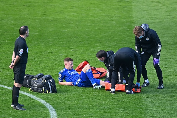 With Harvey Barnes stretchered off today Liverpool may rethink their plans