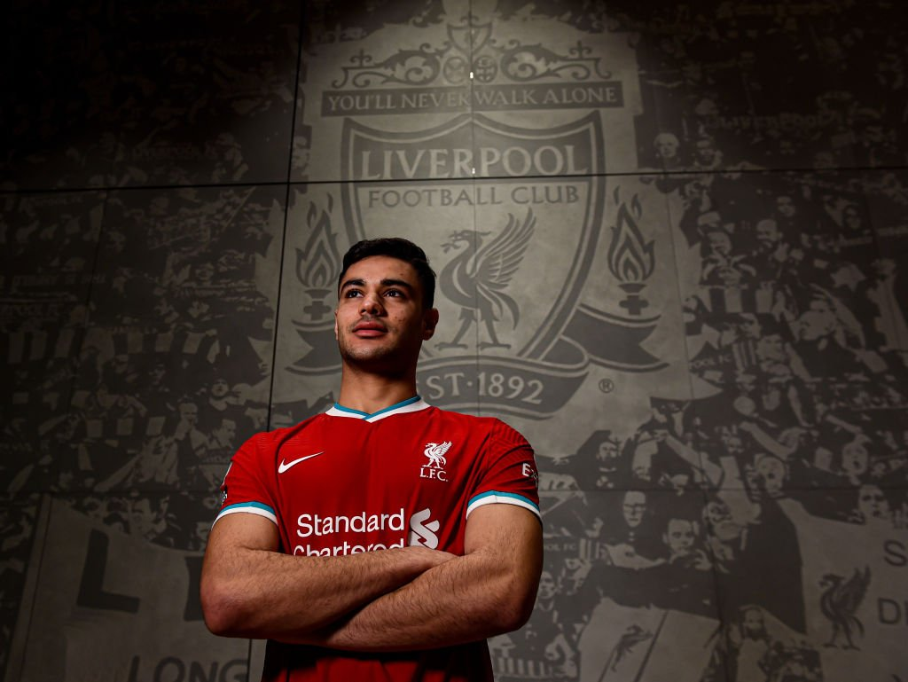 Liverpool Unveil New Signing Ozan Kabak