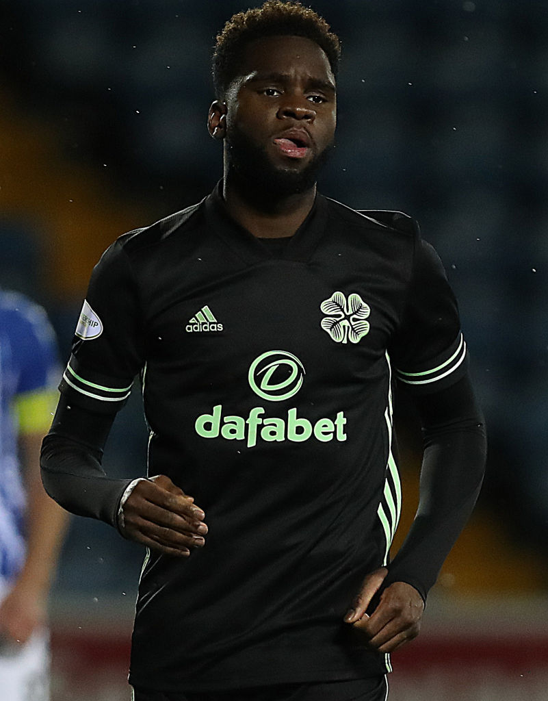 Liverpool should move for Odsonne Edouard.