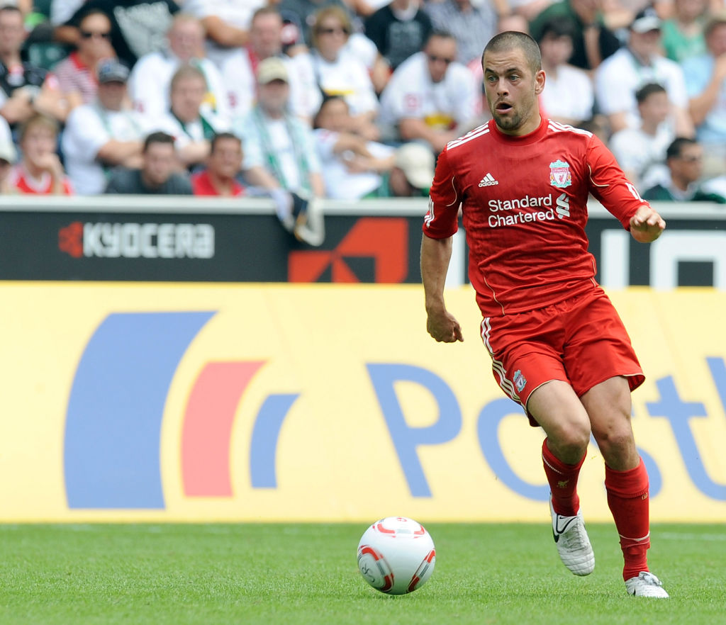 Joe Cole has opened up on his disappointing Liverpool stay.