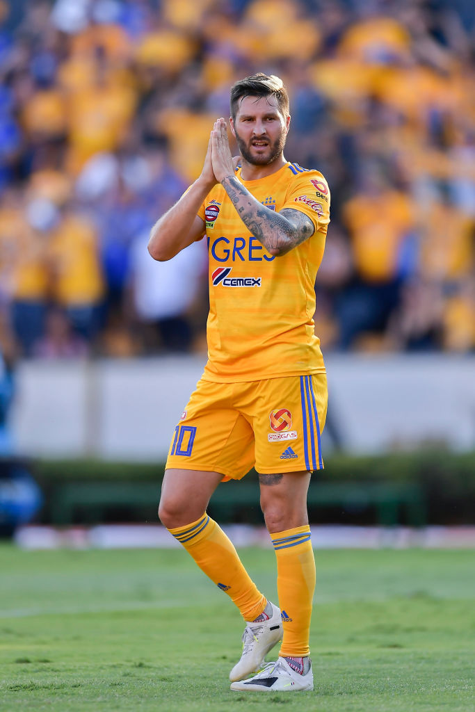 André-Pierre Gignac has revealed he turned Liverpool down in 2010.
