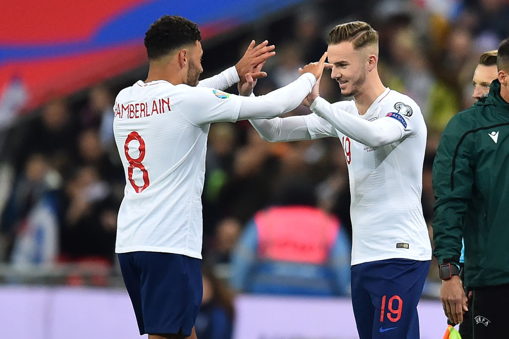 Liverpool should move for James Maddison and use Alex Oxlade-Chamberlain as part of the deal