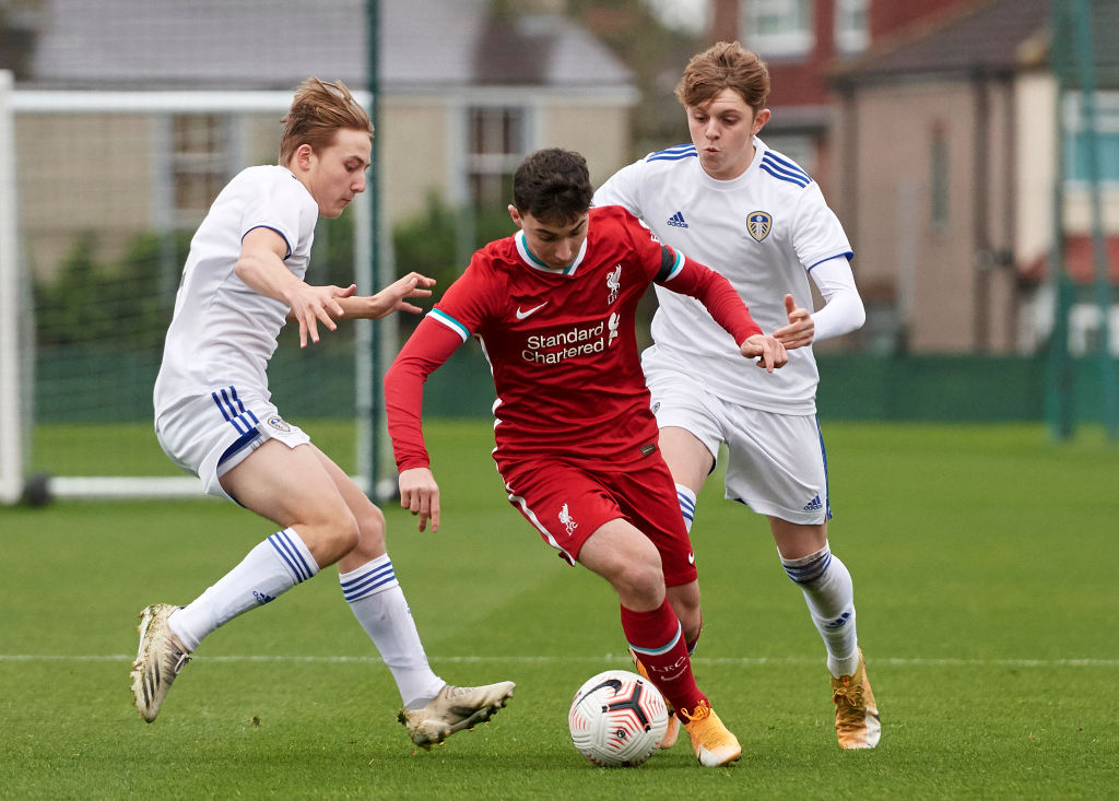 Liverpool youngster Mateusz Musialowski has 'the wow factor