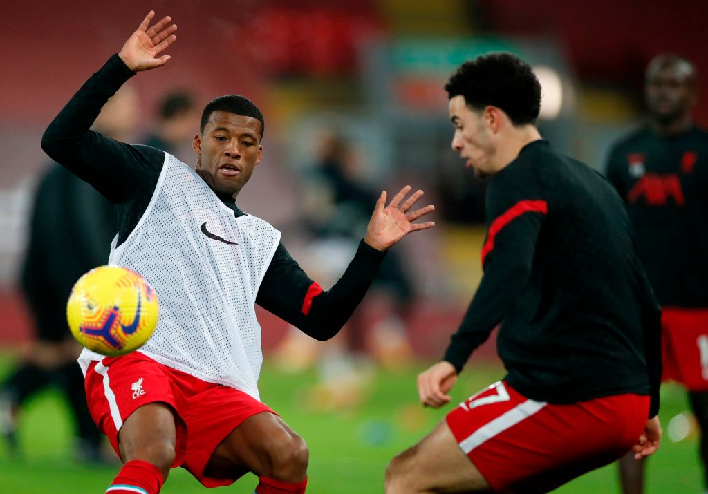 Curtis Jones should be licking his lips reading that Gini Wijnaldum has agreed to join Barcelona