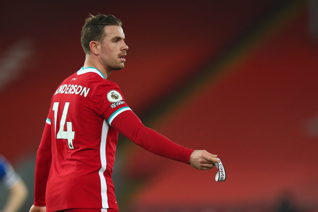 James Pearce has confirmed that Jordan Henderson is unlikely to feature against Real Madrid