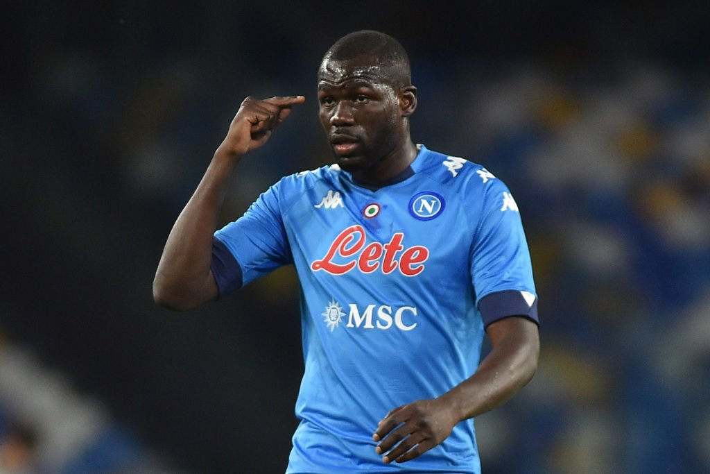 SSC Napoli v Benevento Calcio - Serie A - Liverpool may have to break their rules for Kalidou Koulibaly.