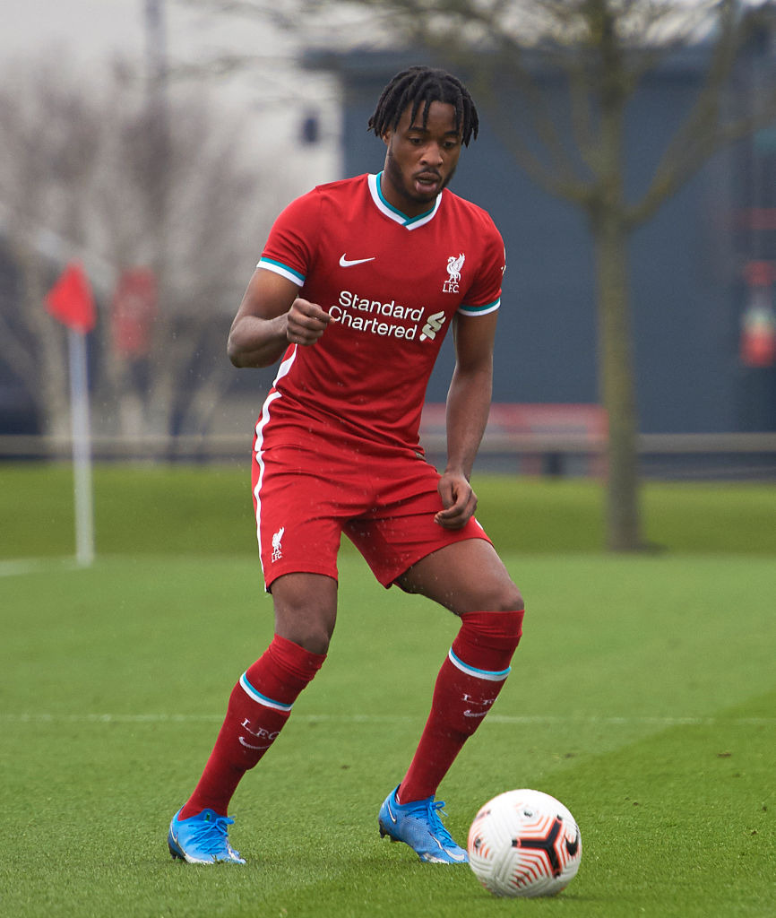 Some Liverpool fans have been buzzing about James Balagizi after a strong return to action.