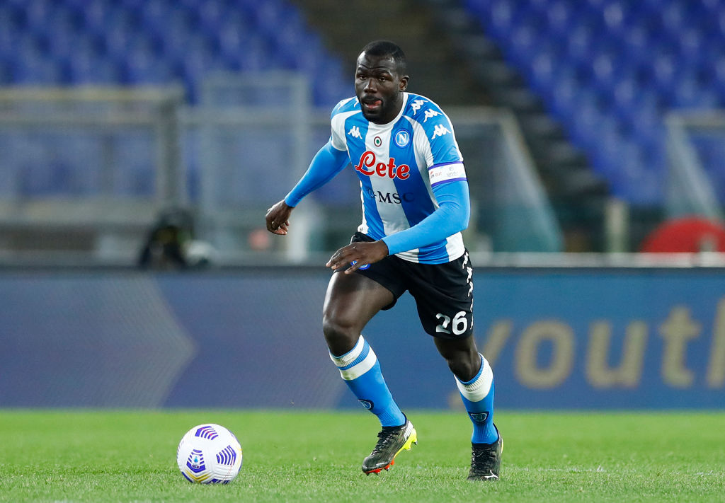 Liverpool are leading the race for Kalidou Koulibaly.