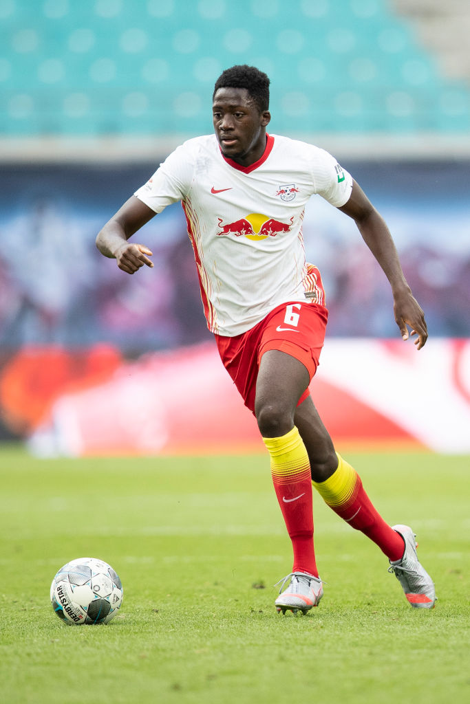 Ibrahima Konate has passed a medical in Paris ahead of signing for Liverpool.