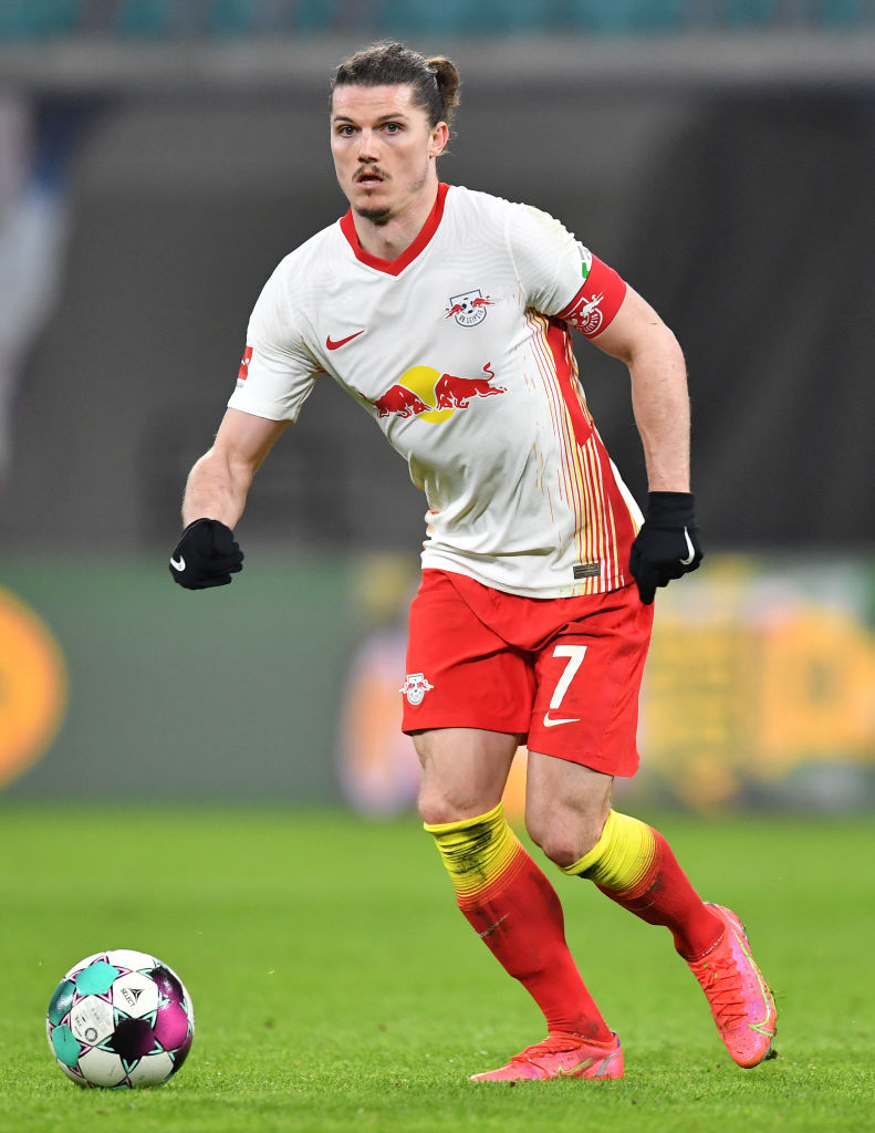 Liverpool are in the race for Marcel Sabitzer