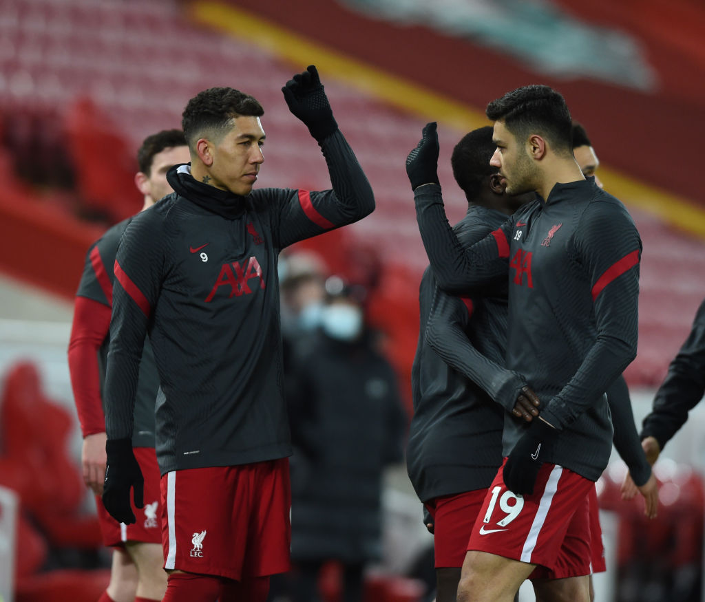 Liverpool face RB Leipzig this week and should have Ozan Kabak and Roberto Firmino available