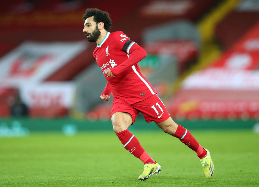 Robbie Fowler has backed Liverpool star Mo Salah to leave the club