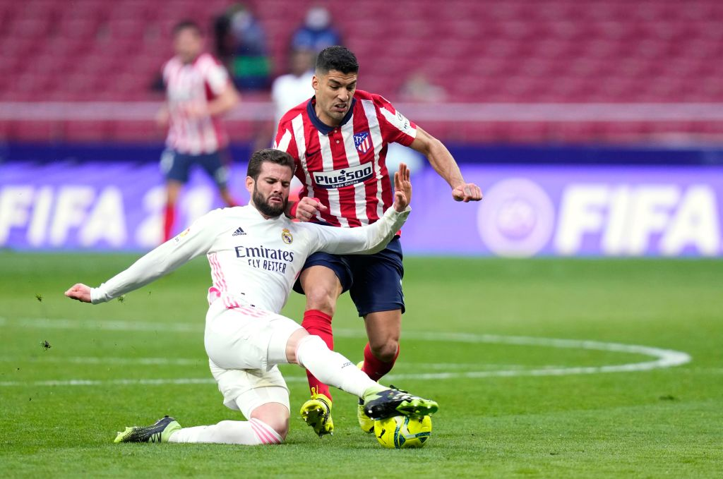 Atletico de Madrid v Real Madrid - La Liga Santander