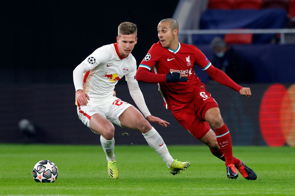 We give our Liverpool player ratings v RB Leipzig