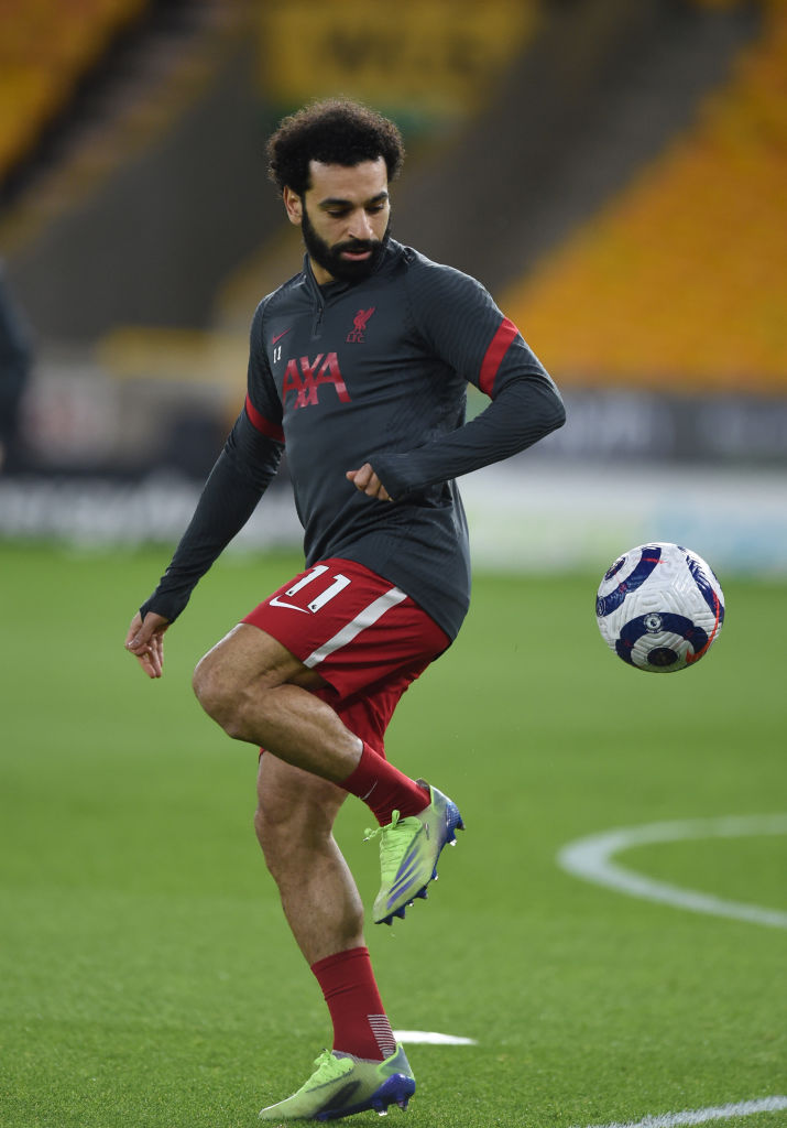 Some Liverpool fans have reacted to Mo Salah hinting he could move to La Liga