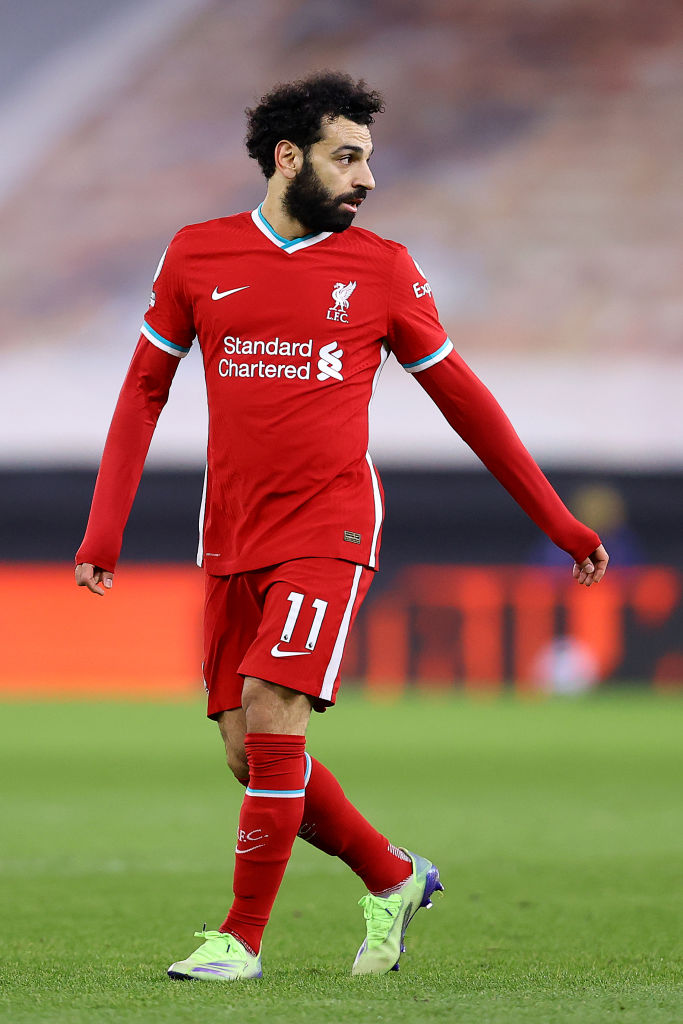 Mo Salah refusing to rule out a move to La Liga.