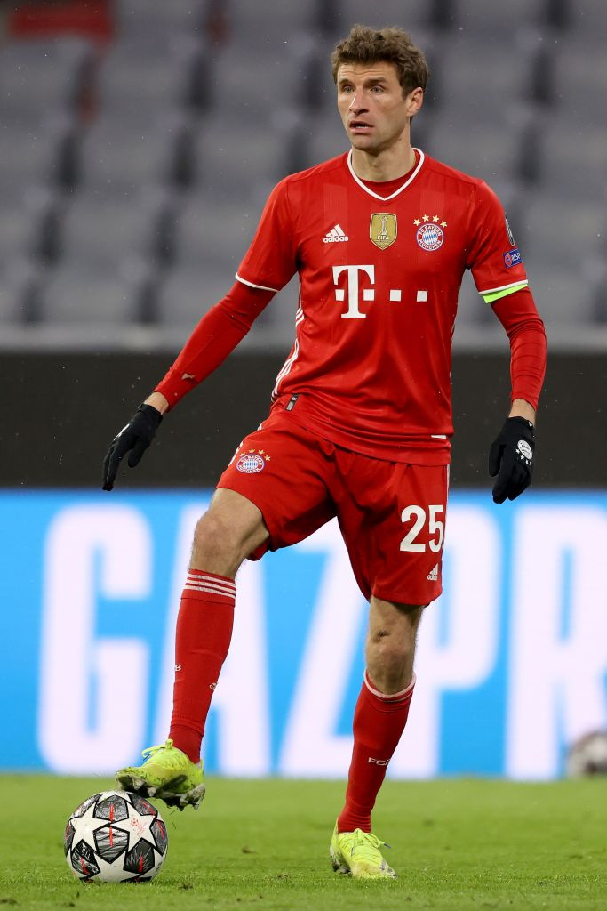 Thomas Muller has referenced Liverpool signing Thiago when discussing his own future