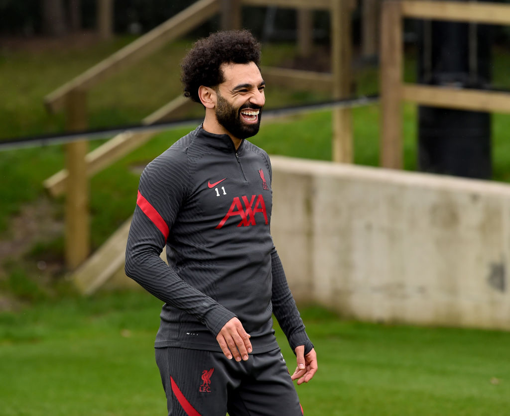 According to Duncan Castles, PSG are considering a swoop for Mo Salah