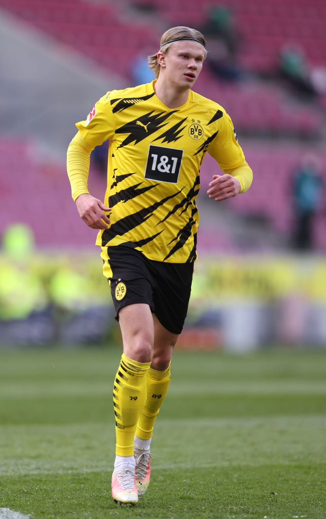 Reported Liverpool target Erling Haaland has said any club that wants to sign him needs to make him feel wanted