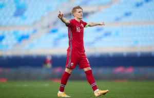 Liverpool could swoop for Martin Odegaard in the summer