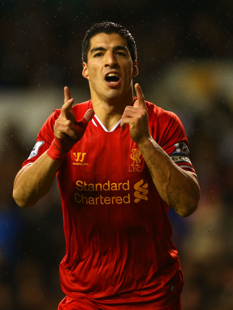 Kopites have reacted to reports linking Liverpool with a move for Luis Suarez
