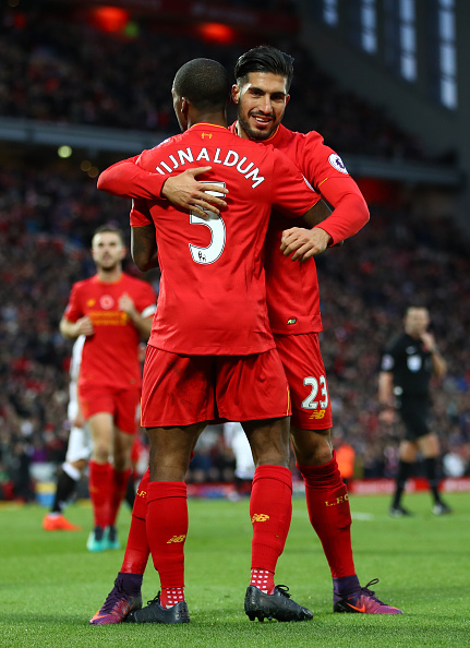 Liverpool didn't learn a lesson from Emre Can and they look set to repeat the mistake with Gini Wijnaldum