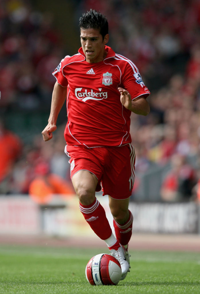 Former Anfield winger Mark Gonzalez has discussed the magic of signing for Liverpool back in 2005