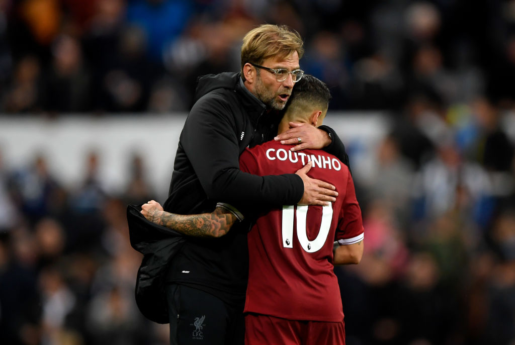 Liverpool should try and re-sign Philippe Coutinho