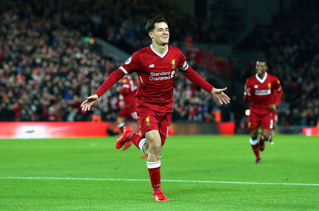 Liverpool should try to re-sign Philippe Coutinho