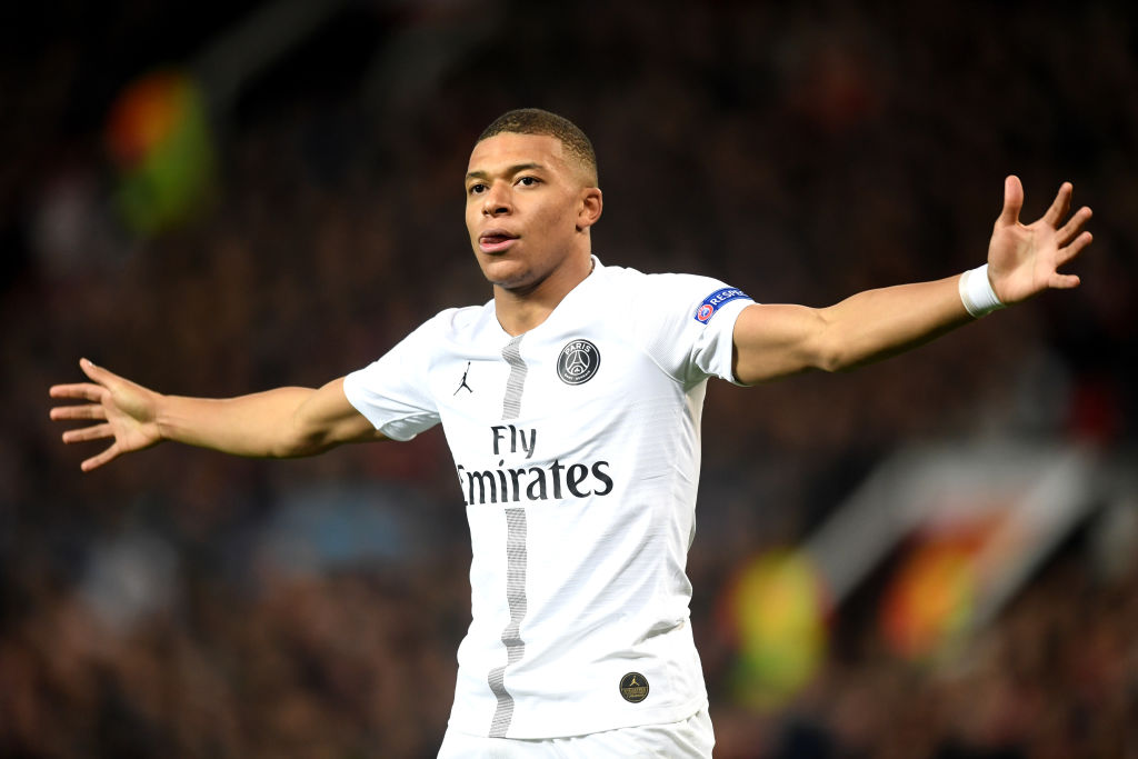 Liverpool is the first choice for Kylian Mbappe if he moves to the Premier League