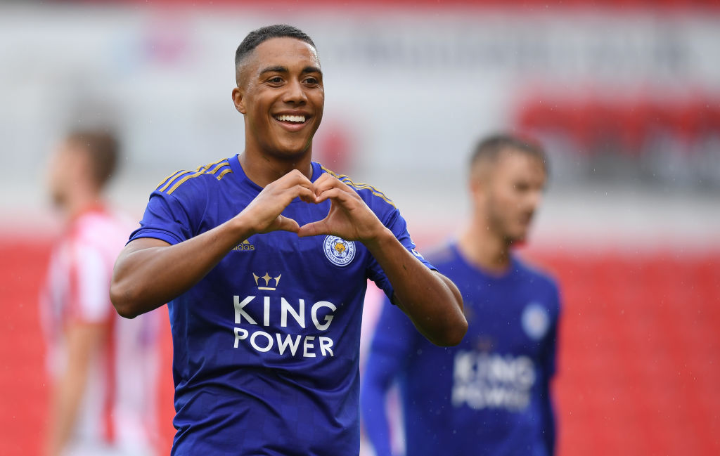 Liverpool should move for Youri Tielemans using Naby Keita in the deal.