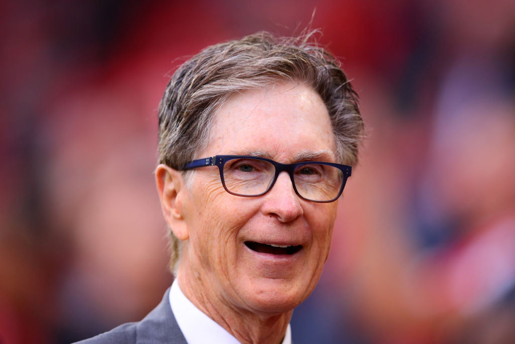 John Henry has rejected a £3bn offer to buy Liverpool