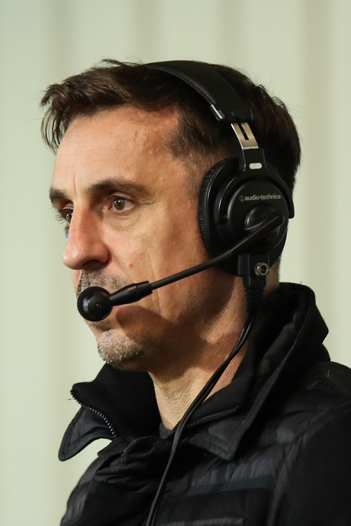 Gary Neville has said that he is disgusted with Liverpool and we totally agree with him