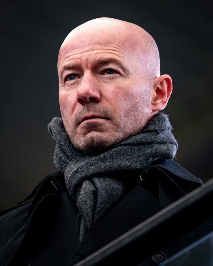 Premier League icon Alan Shearer has called for Liverpool and the other Super League sides to be banned from the Premier League