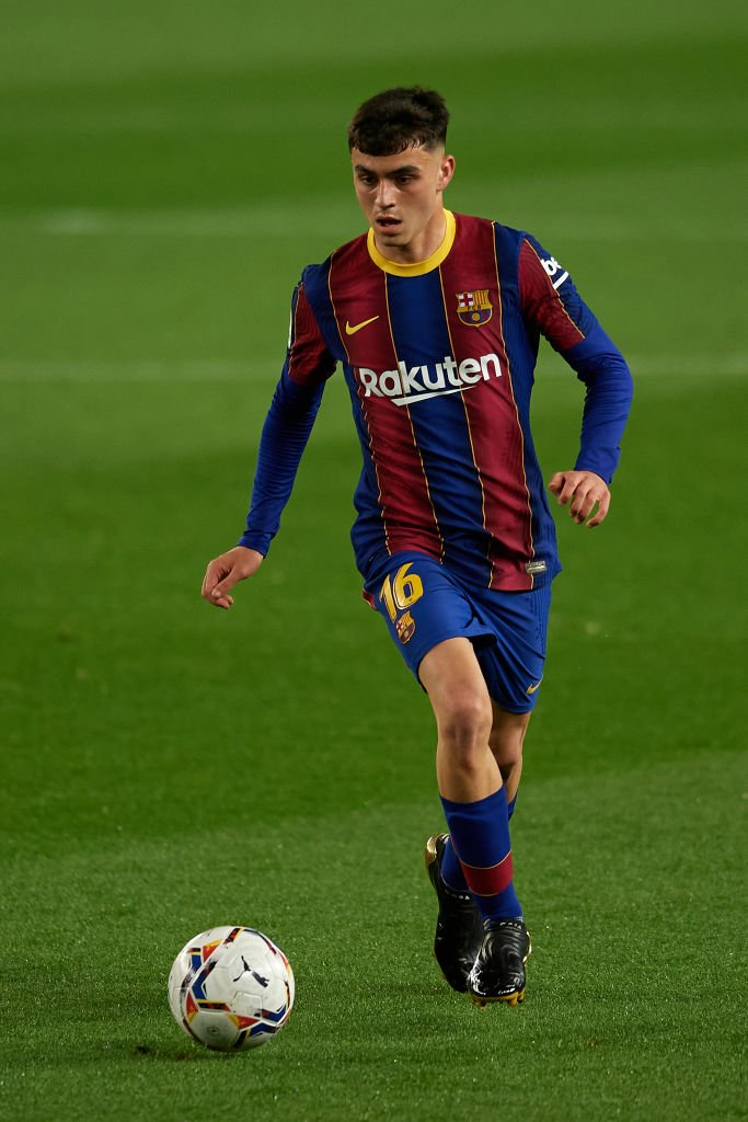 Liverpool have been linked with a move for Pedri at Barcelona and fans are buzzing about the news