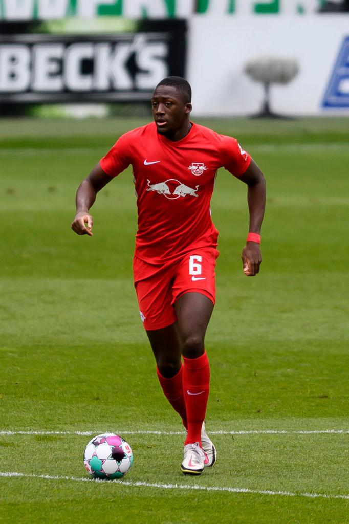Liverpool have been linked with a move for Ibrahima Konate, the Frenchman has spoken about the speculation