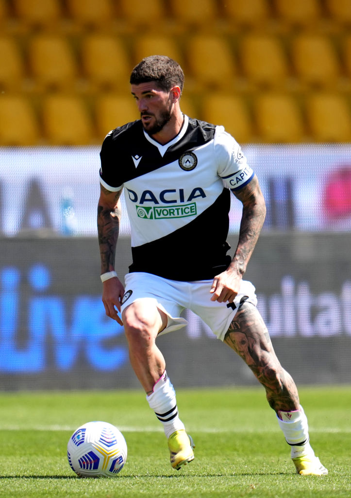 Reported Liverpool target Rodrigo De Paul had fans purring on Twitter yesterday