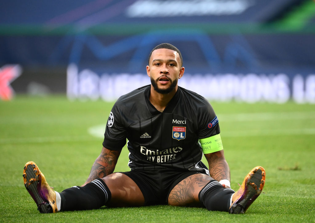 Liverpool reportedly offering Memphis Depay a contract could see a repeat of the Mo Salah signing
