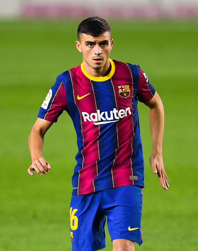 Liverpool want to sign Pedri from Barcelona, he would be a generational signing.
