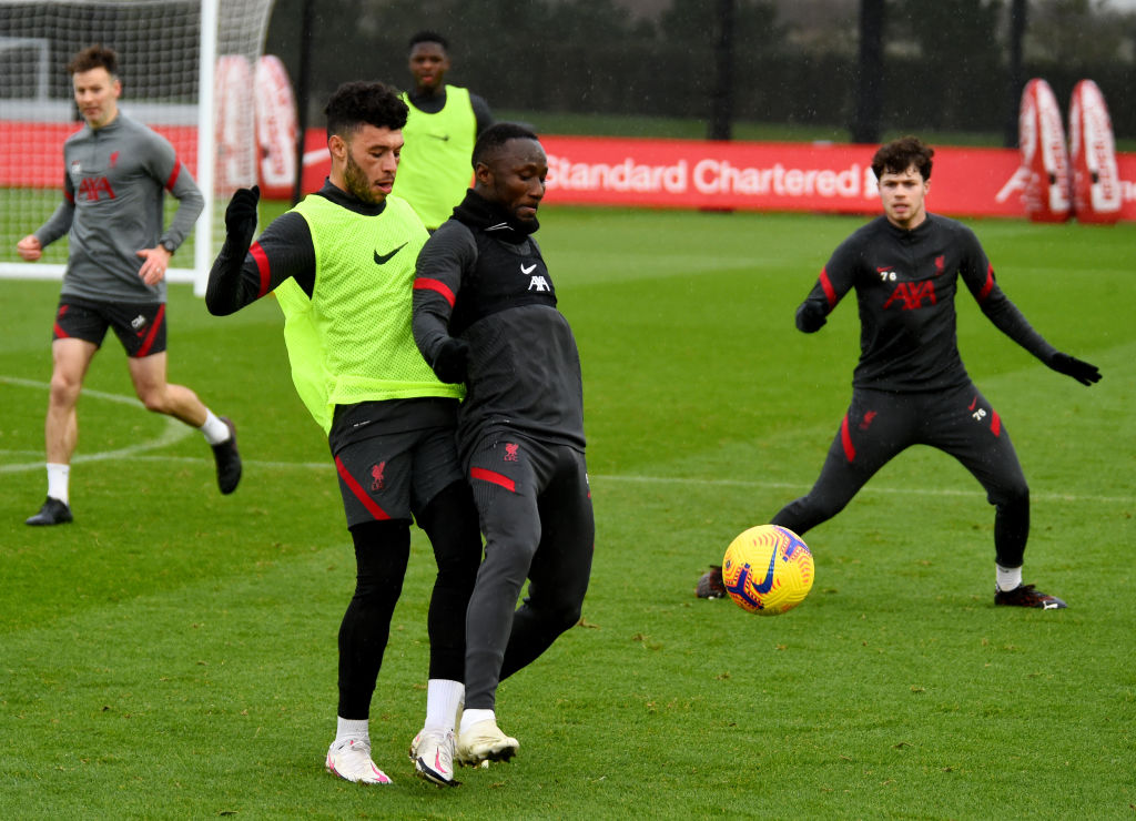 Liverpool could look to offload Naby Keita and Alex Oxlade-Chamberlain