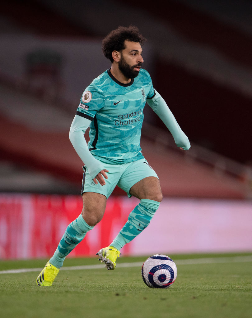 Liverpool reportedly working on giving Mo Salah a new contract