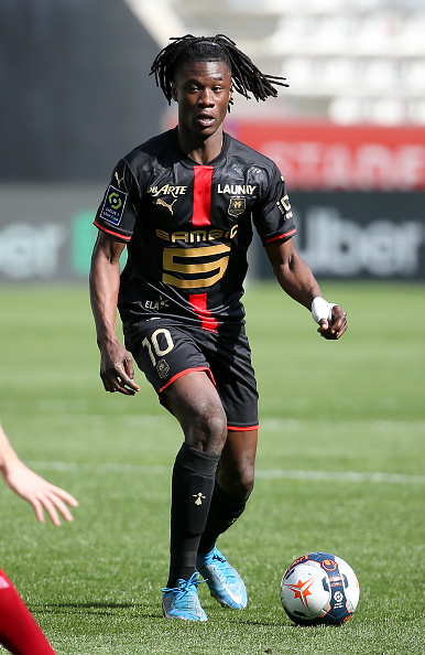 Liverpool have been linked with Eduardo Camavinga and fans are buzzing about it
