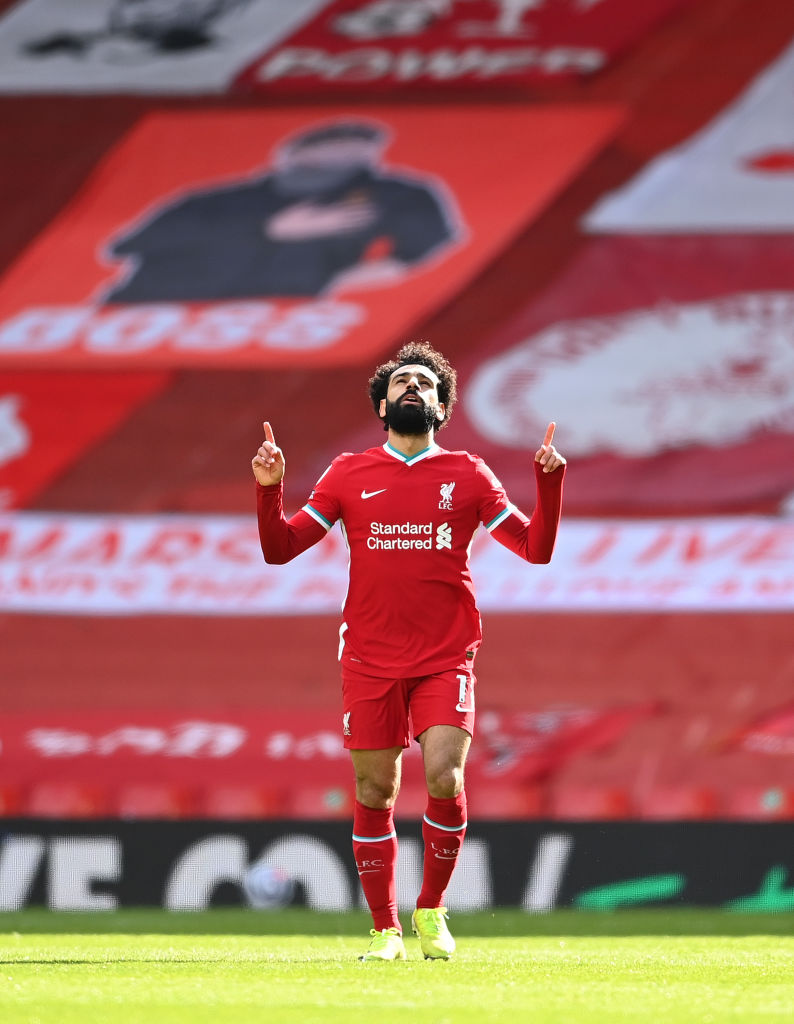 PSG have already made contact with the agents of Mo Salah.