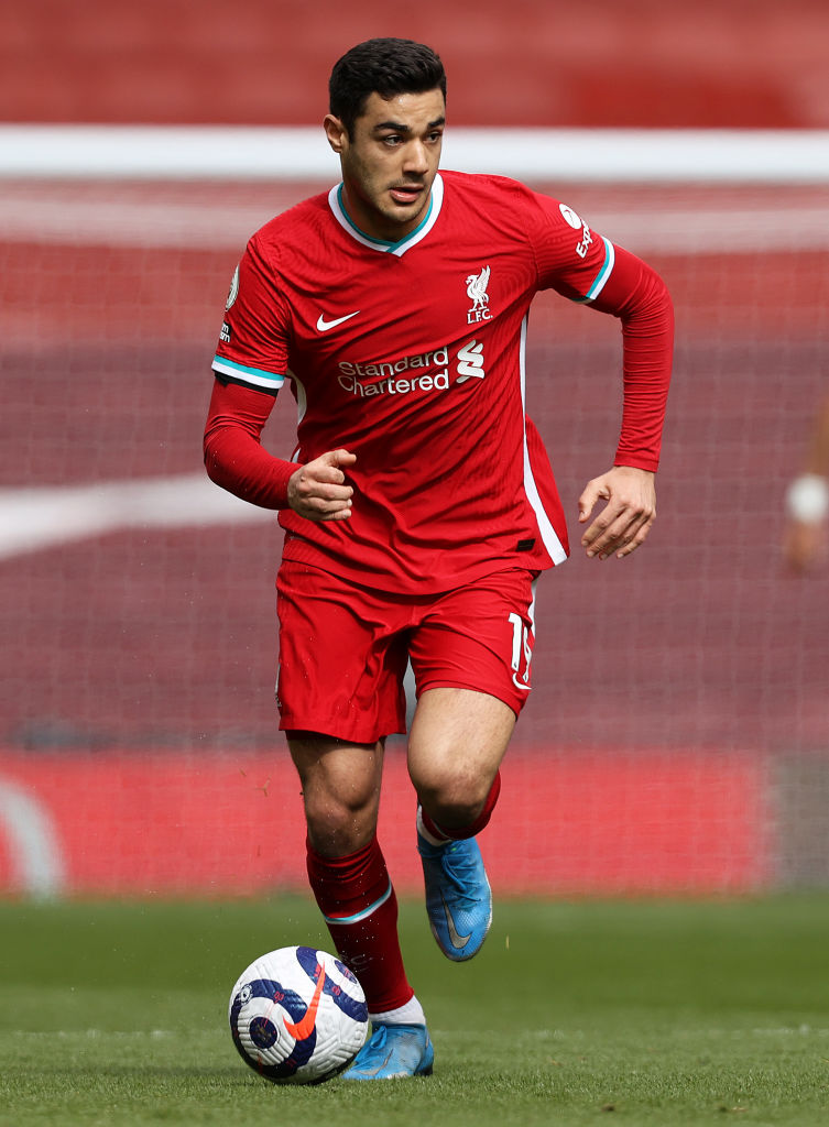 Liverpool are ready to sign Ozan Kabak permanently.