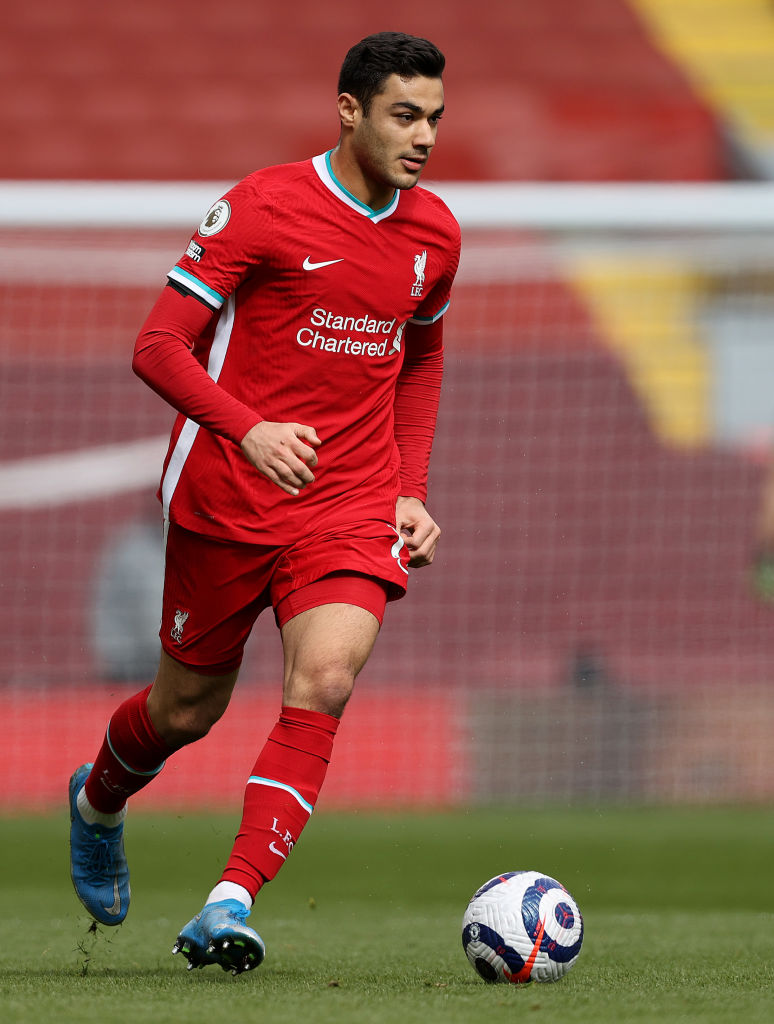 Liverpool are yet to make a call on signing Ozan Kabak permanently.