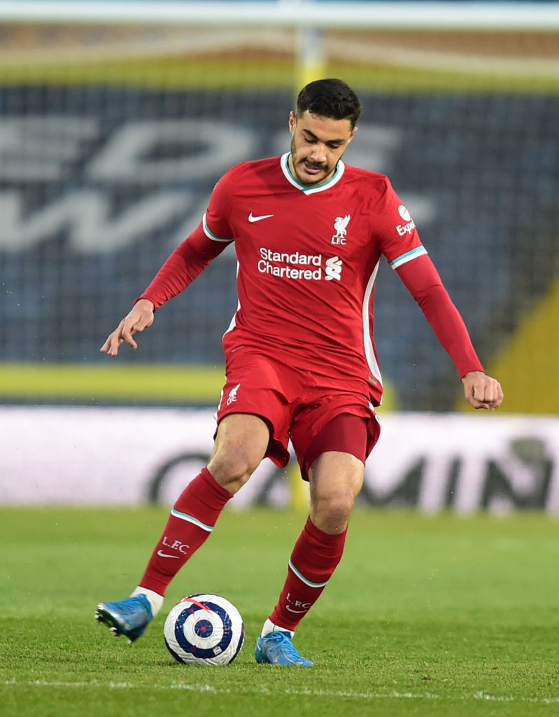 Ozan Kabak showed against Leeds United just why Liverpool should sign him permanently
