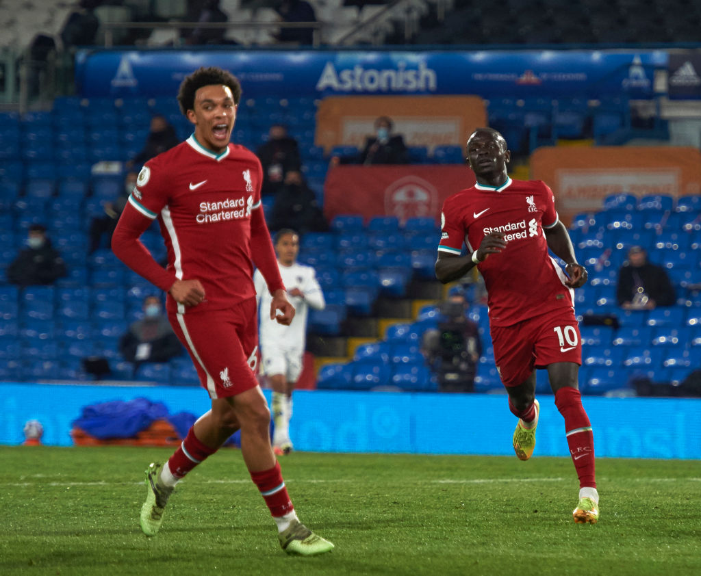 Here are out Liverpool player ratings v Leeds United: