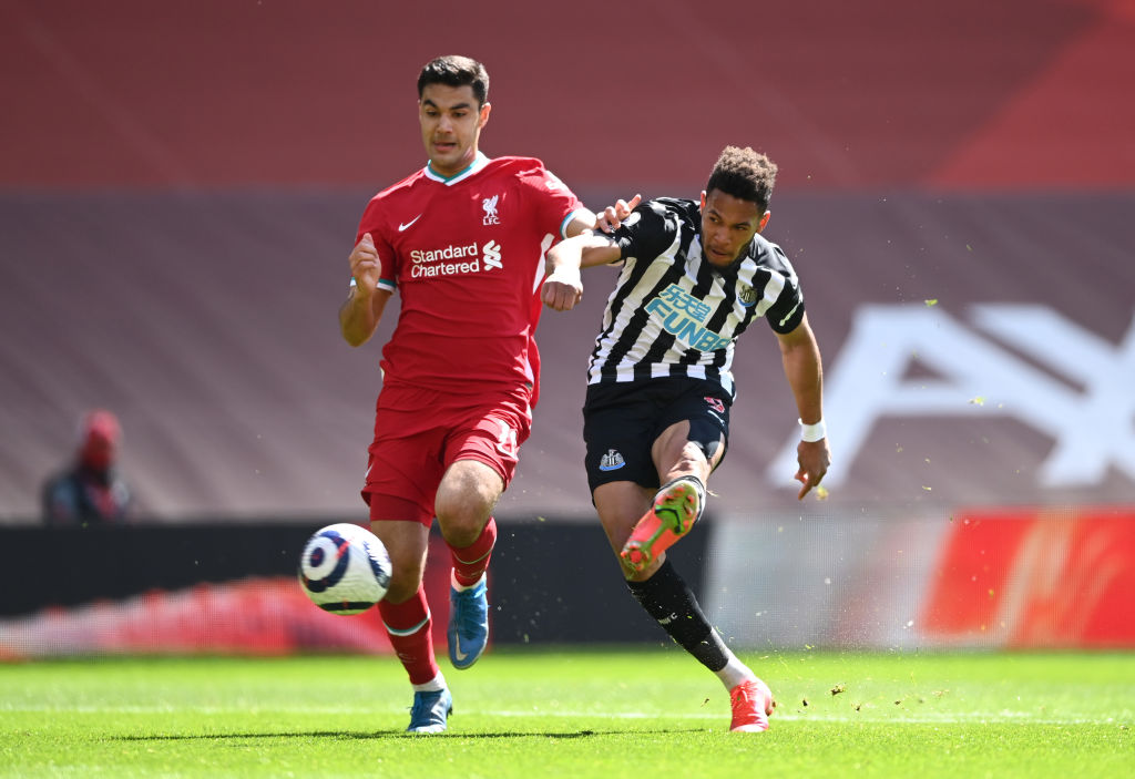 Liverpool fans have been raving about Ozan Kabak for his performance against Newcastle United