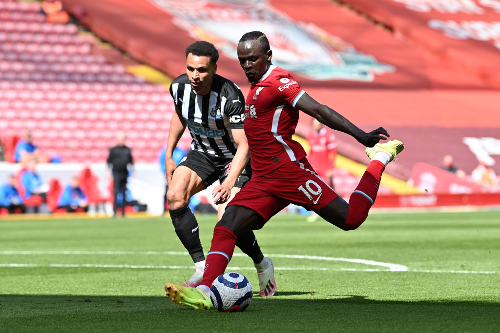 Sadio Mane will surely come into the Liverpool team to face West Brom.