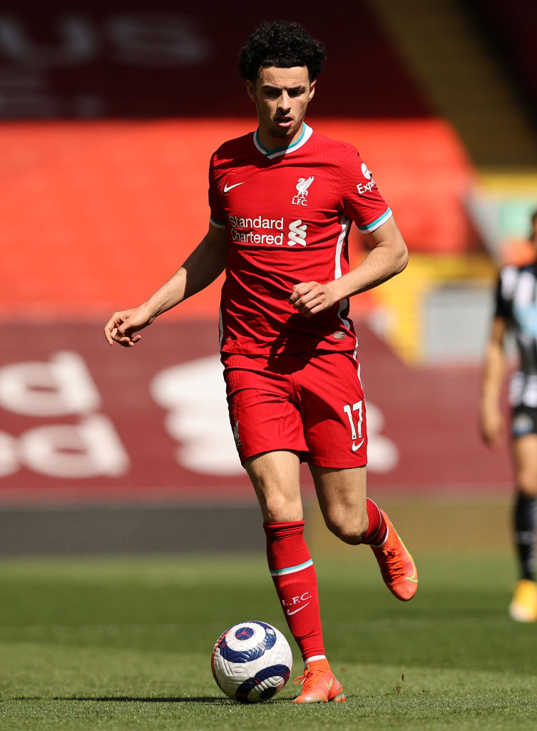It's time for Jürgen Klopp to put Curtis Jones back in the Liverpool starting lineup